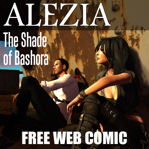 Read now... Free webcomic - ALEZIA - the Shade of Bashora